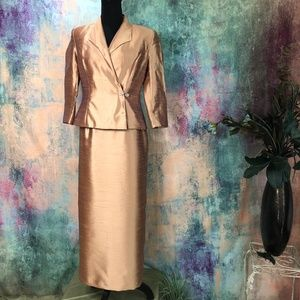 💛 Alex Evenings Simply elegant Formal Skirt Suit